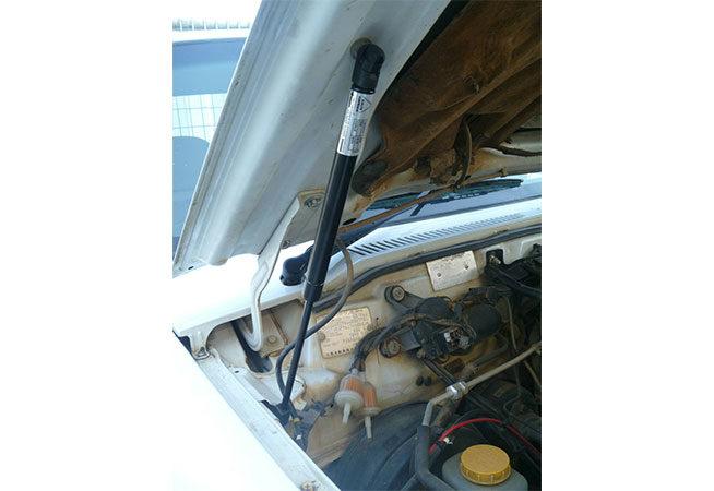 Gu Nissan Patrol 4inch 9
