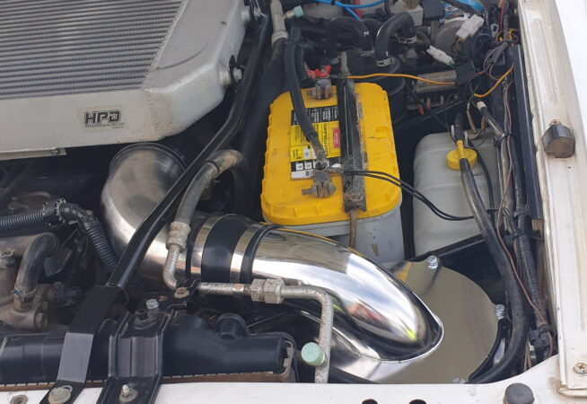 Td42t Airbox Fitted